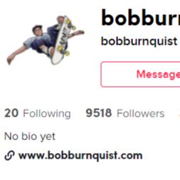 @bobburnquist TIKTOK  Link Thumbnail | Linktree