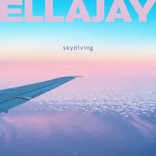 Ellajay @ellajaymusic Stream 'Skydiving' (Amazon) Link Thumbnail | Linktree
