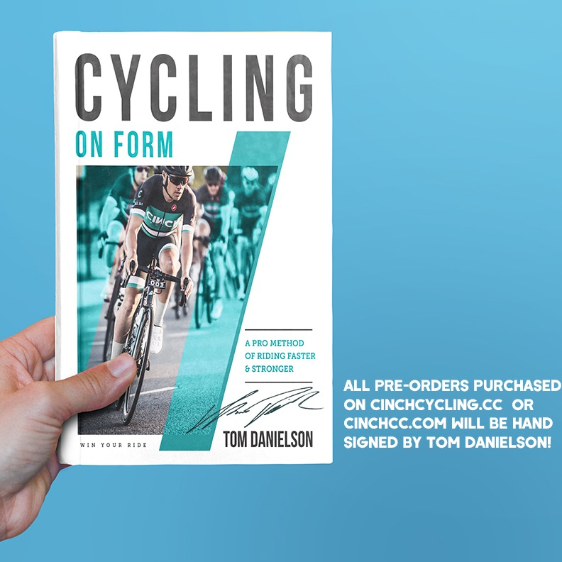 @cinchcyclingcoaching Order Cycling On FORM Book Link Thumbnail   Linktree