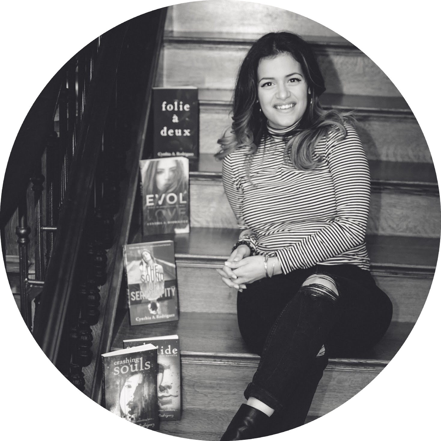 Author Cynthia A. Rodriguez (socynthsays) Profile Image   Linktree