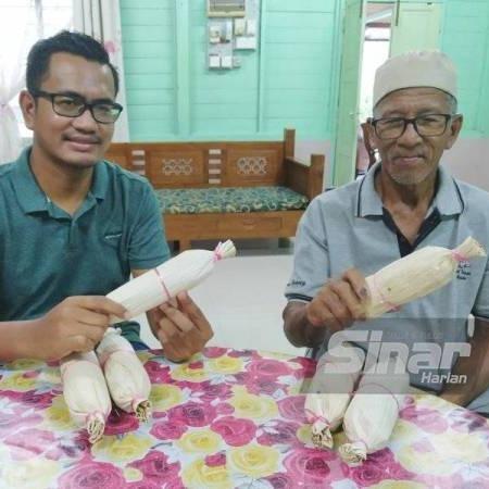 @sinar.harian Syawal orang Johor tak lengkap tanpa dodol upih Link Thumbnail | Linktree