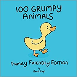 NEW! Family Friendly Edition of Grumpy Animals