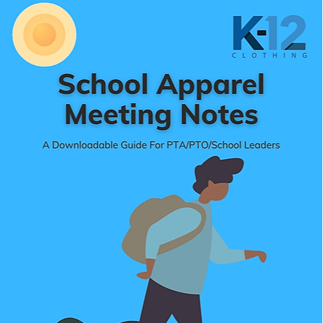 K-12 Clothing NEW! Downloadable Meeting Guide: How to Discuss K-12 Clothing at Your Next PTA/School/PTO Meeting Link Thumbnail | Linktree