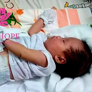@mayashopefoundation Emergency Surgery for Baby Queen Link Thumbnail | Linktree