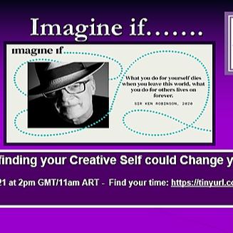 @ssnhillyard Imagine if......Fringe Festival Link Thumbnail | Linktree