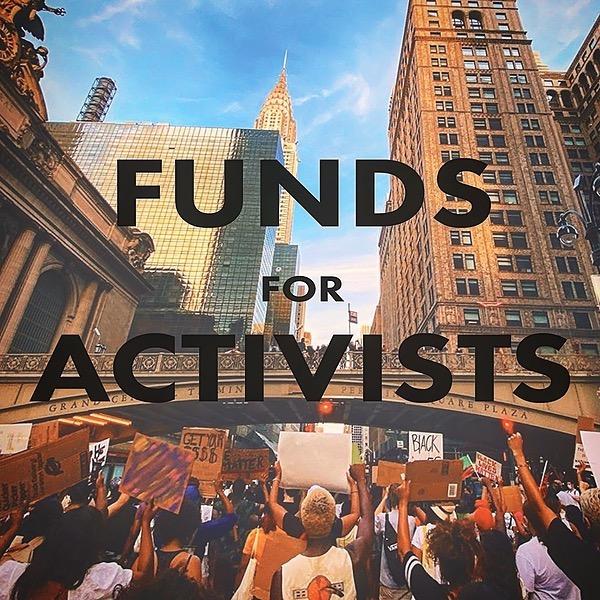 @Fundsforactivists Profile Image | Linktree