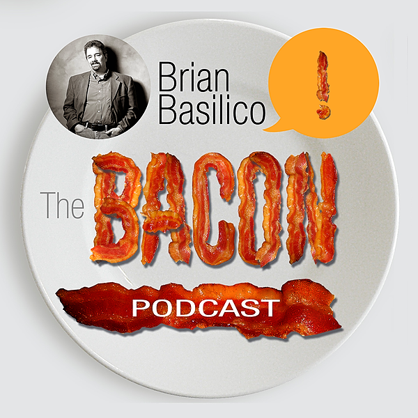 Brian (The Bacon Guy) Basilico The Bacon Podcast Link Thumbnail | Linktree