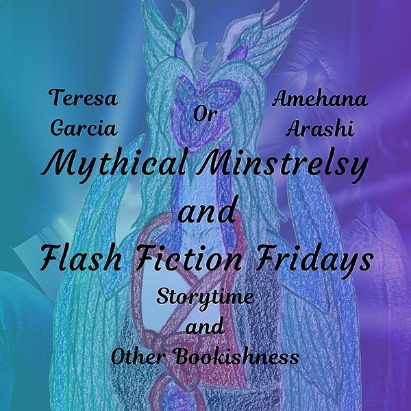 @amehana Flash Fiction Fridays Podcast Link Thumbnail   Linktree
