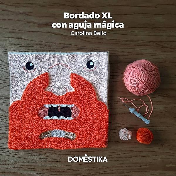 @porcarobello Curso 1: Bordado XL con aguja mágica Link Thumbnail | Linktree