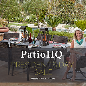 Patio HQ President's Day Sale