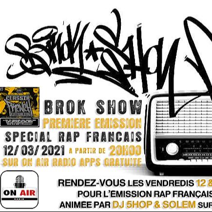 @brokshow Brok Show Old School Classik - 12.03.2021 Link Thumbnail   Linktree
