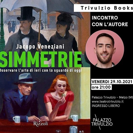 Teatro Trivulzio - Melzo TRIVULZIO BOOKS - Jacopo Veneziani Link Thumbnail | Linktree