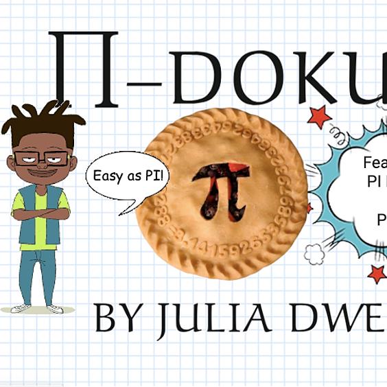 @GiftedTawk Pi Day Fun Link Thumbnail | Linktree