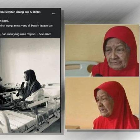 @sinar.harian 'Anak tak nak jaga, biarlah kami jaga Makcik Zahrah' Link Thumbnail | Linktree
