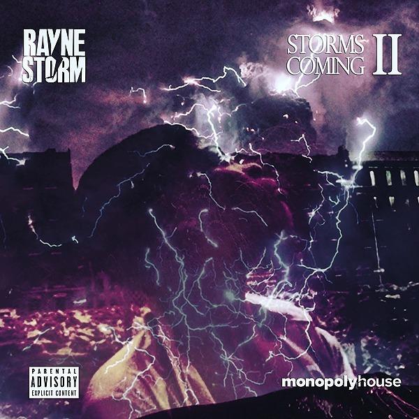 Rayne Storm - Storms Coming II Bandcamp Link Thumbnail   Linktree