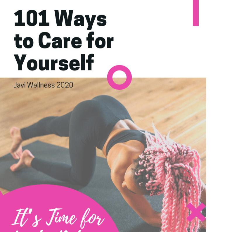 Free Ebook: 101 Ways to Care for Yourself