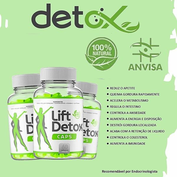 lift detox caps depoimentos