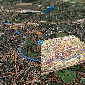 @metrowave Cambridge Old/New Map Link Thumbnail   Linktree