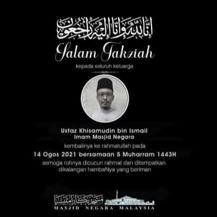 @sinar.harian Imam Masjid Negara meninggal dunia Link Thumbnail | Linktree