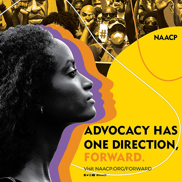NAACP #Forward