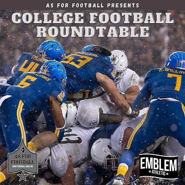 Danno E. Cabeza College Football Roundtable  Link Thumbnail | Linktree