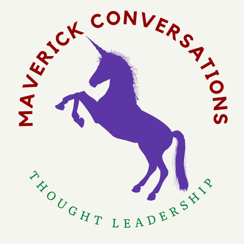 Join Maverick Conversations Club on ClubHouse