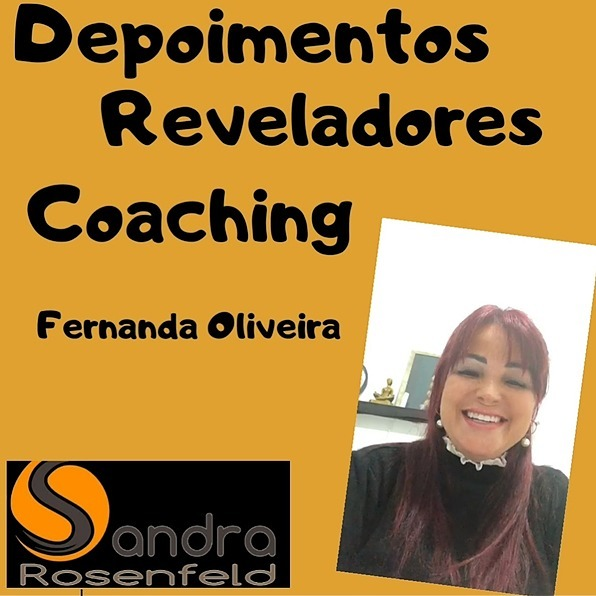 Sandra Rosenfeld Coaching Depoimentos Reveladores Link Thumbnail | Linktree