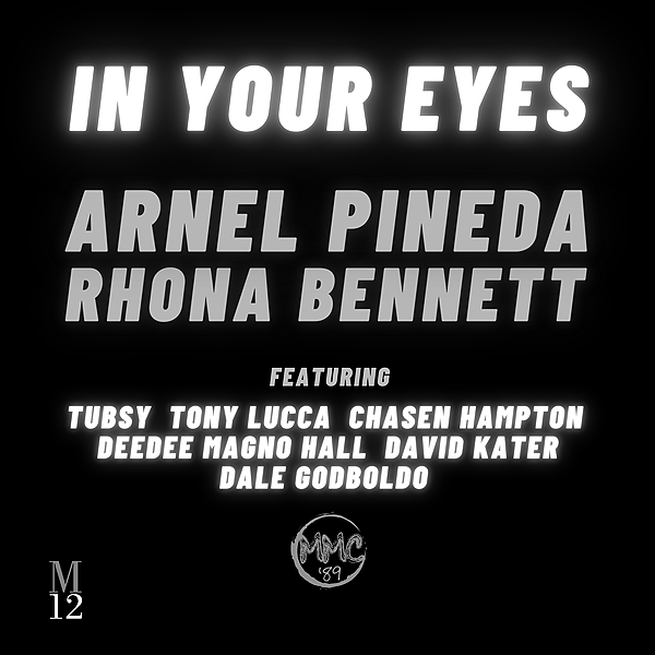 "NEW MUSIC OUT NOW! ""In Your Eyes"" (MMC'89 Version)"