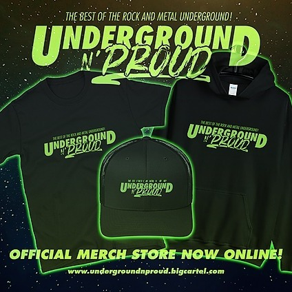 UNDERGROUND N' PROUD OFFICIAL STORE - NEW MERCH! Link Thumbnail | Linktree