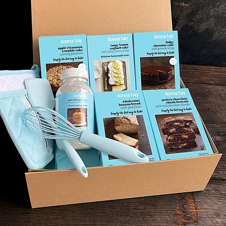 @donnahaymagazine The Ultimate Baking Collection Link Thumbnail   Linktree