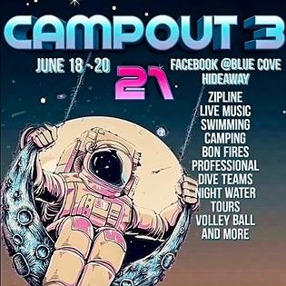 ***Campout 3 Festival Tix*** June 18-20  (Athens,TN)