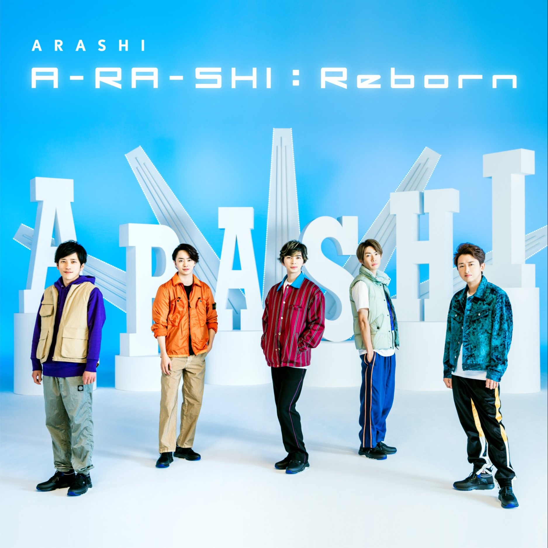 Watch the A-RA-SHI: Reborn music video