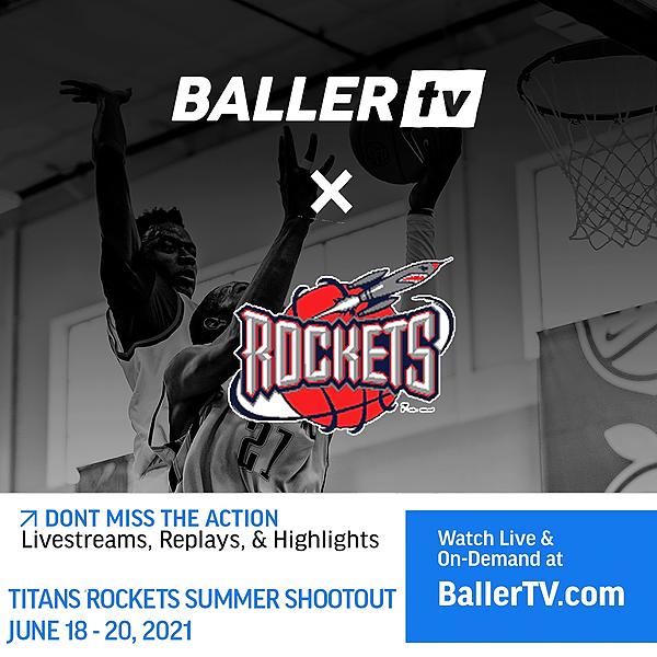 @KYNCAATitansRocketsShootout BALLERTV Titans Rockets Summer Shootout STREAM Link Thumbnail | Linktree