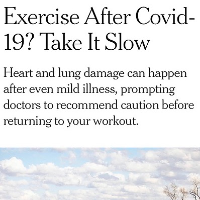 @MerrittGrothe Exercise after COVID-19 Link Thumbnail | Linktree