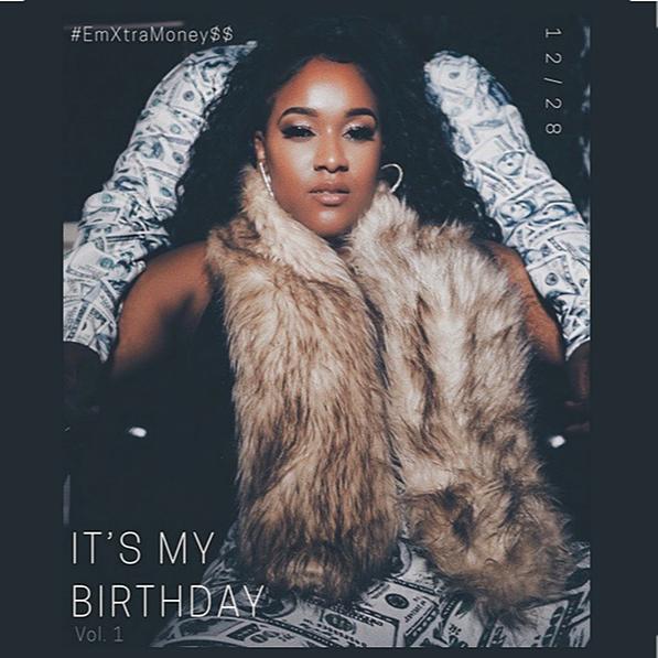 EmXtraMoney - It's My Birthday