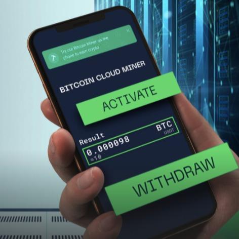 Bitcoin Cloud Miner (StormGains)