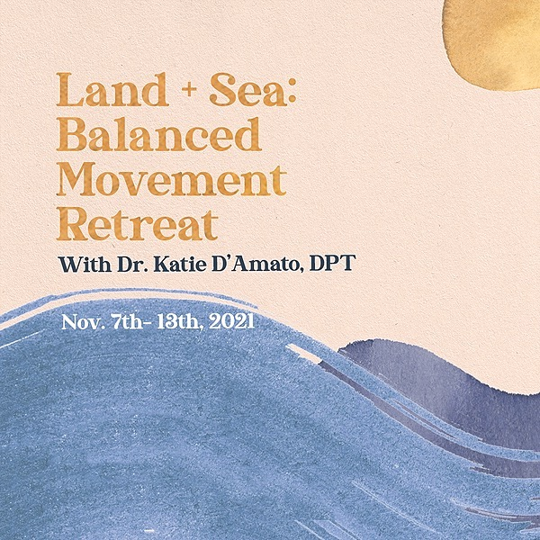 Room to Roam Land+Sea: Balanced Movement Retreat November 7- November 13th 2021 Link Thumbnail | Linktree