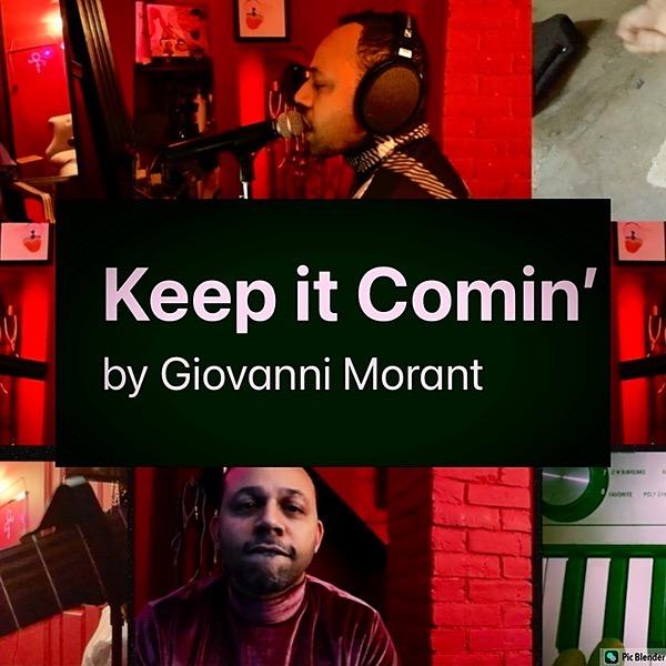 Keep it Comin' on iTunes