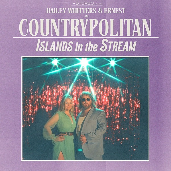 """@haileywhitters LISTEN: """"Islands In The Stream"""" - Hailey Whitters, Ernest, COUNTRYPOLITAN Link Thumbnail   Linktree"""
