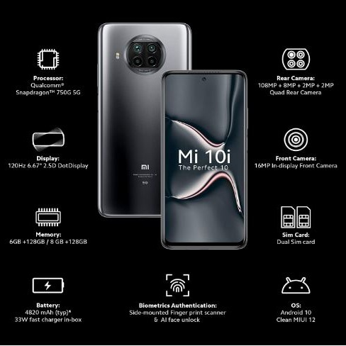 || WFEED - DIRECT TO POSTS || XIAOMI MI 10I 5G PRICE, SPECS : FREQUENTLY ASKED QUESTIONS Link Thumbnail | Linktree