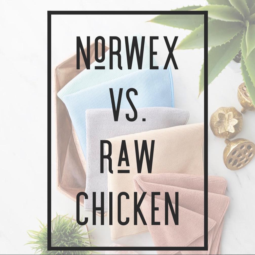 Raw Chicken Demo!