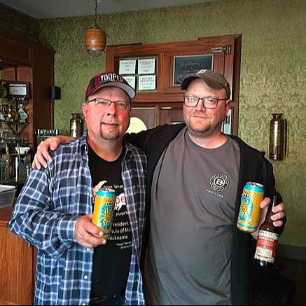 Larry Bell Founder of Bell's Brewery and Upper Hand Brewery Portland Beer Podcast Episode 7