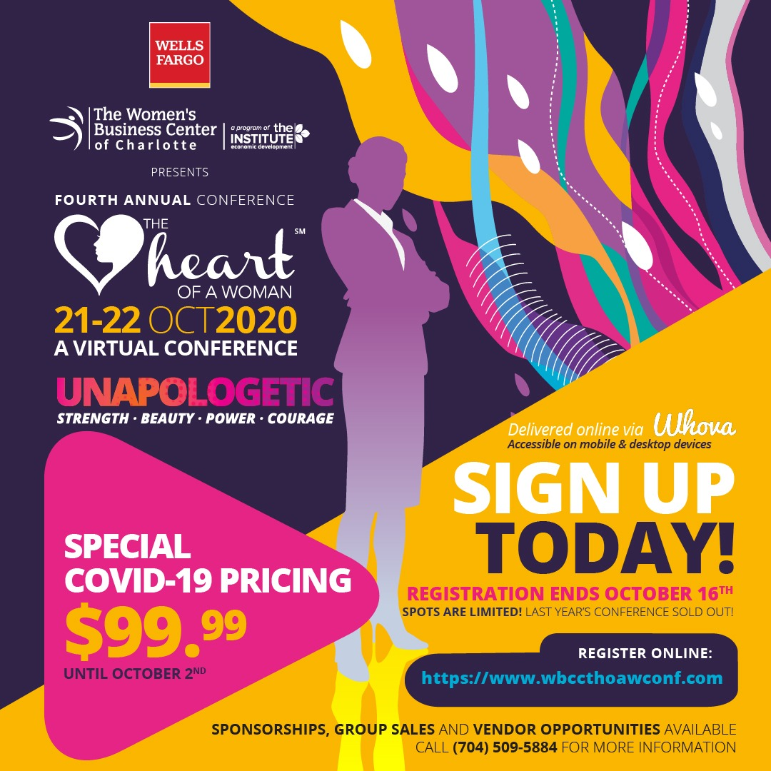 4th Annual The Heart of a Woman Conference