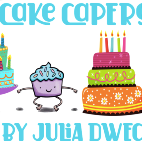 @GiftedTawk Cake Capers *Great for Spring Holiday Link Thumbnail | Linktree
