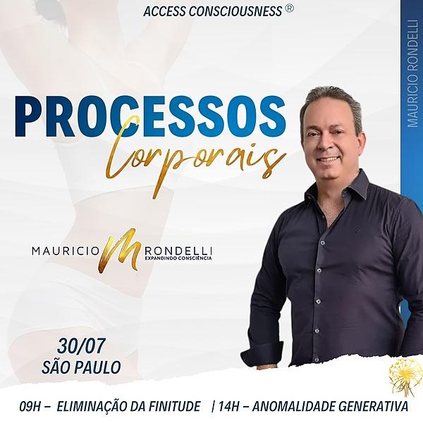 @MRondelliAccess  Processo Corporal- São Paulo - 30/07 -  09h -  Eliminação da Finitude      14h - Anomalidade Generativa Link Thumbnail   Linktree