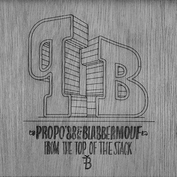 Krekpek Records BlabberMouf - From The Top Of The Stack (Figub Brazlevic Remix) Link Thumbnail | Linktree