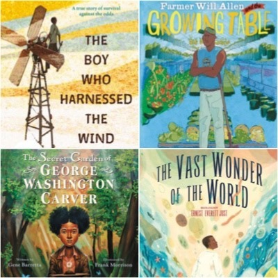Children's Books about Black Environmentalists