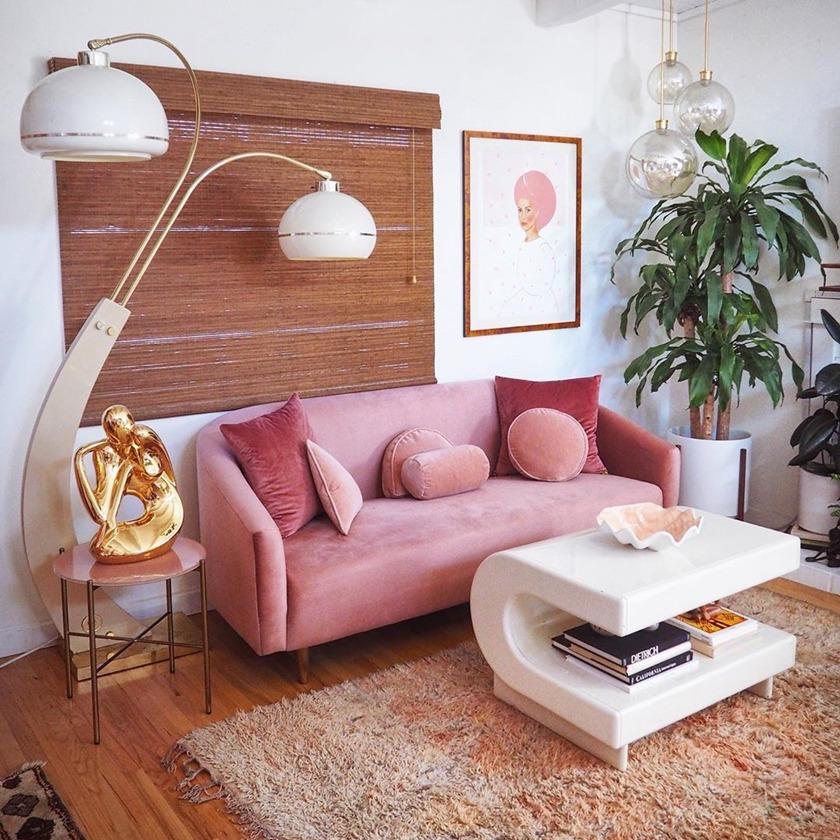 @fashionhr Ružičasta boja u interijeru nikad nije izgledala bolje Link Thumbnail | Linktree