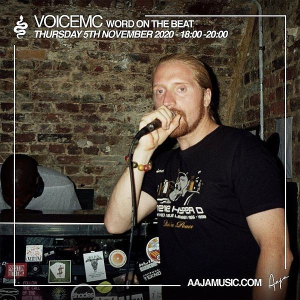 Word on the Beat - VoicemC - AAJA Radio - 5 11 2020