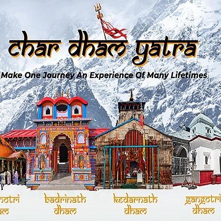 @traveltoindia Char Dham Yatra Link Thumbnail | Linktree
